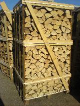 drewno kominkowe  dąb jesion mix