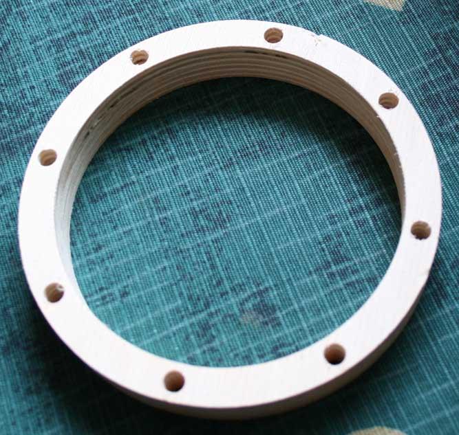 Frezowanie i wiercenie CNC, lakierowanie