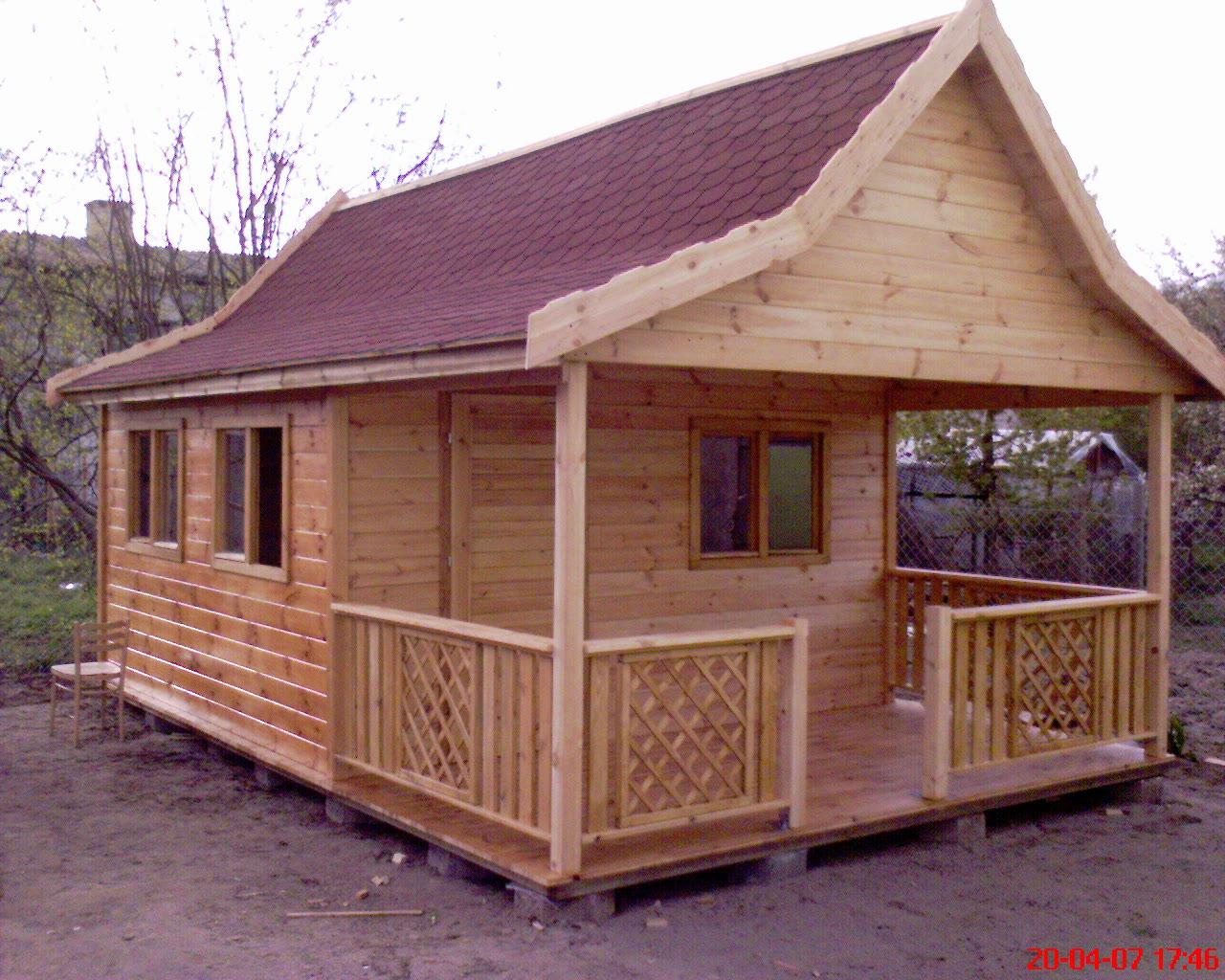 domki letniskowe altany ogrodzenia drewniane