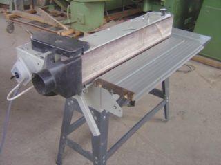 # P22 Szlifierka krawędzi Wood sanding machine