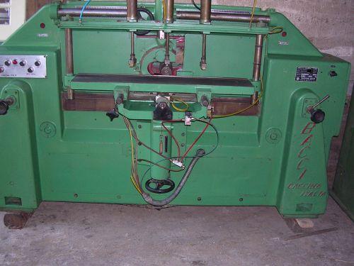 *wiertarka oscylacyjna Bacci-solidna ciężka maszyn