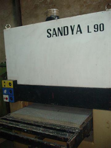 Szlifierka szerokotaśmowa sandya L90
