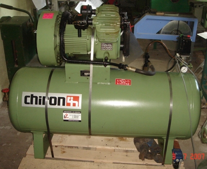 Kompresor CHIRON !!