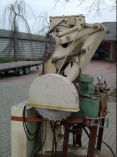 Piła kapówka hydrauliczna