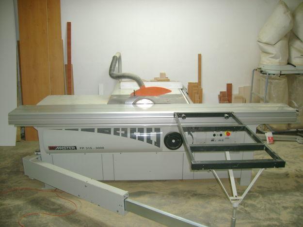 piła formatowa z podcinaczem MASTER FP 315-3000