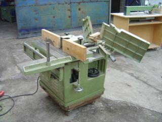 560 Maszyna 5-cio kombinowana Susemihl