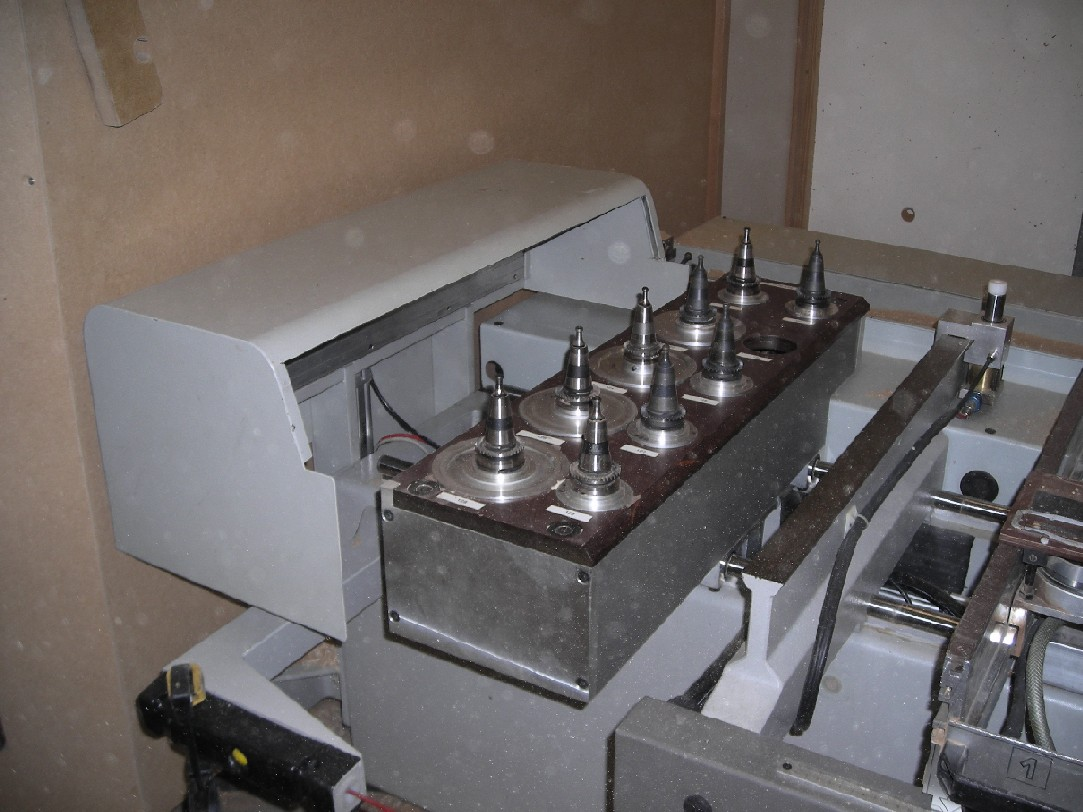 MASZYNY CNC- Morbidell AUTHOR 503