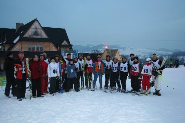 ZAWODY w NARCIARSTWIE ALPEJSKIM i SNOWBOARDZIE