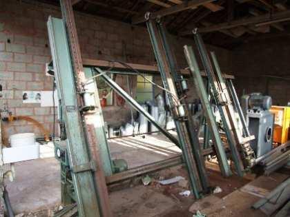 PRASA ramowa hydrauliczna MAWEG