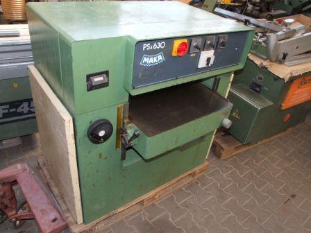 GRUBOŚCIÓWKA MAKA PS 630 elektryczny stół