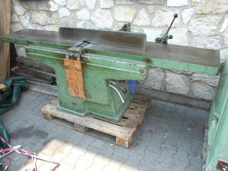 WYRÓWNIARKA HOFMANN stoły 2500mm