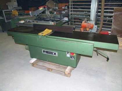 STRUGARKA WYRÓWNIARKA REX A51 stoły 2840mm