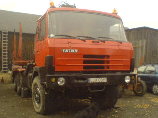 Tatra do dłużycy 6x6