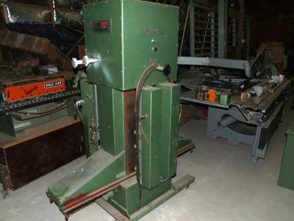Wiertarka przelotowa GANNOMAT P4-800/M