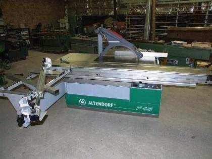 PIŁA formatowa ALTENDORF F45 podcinak rok 2006