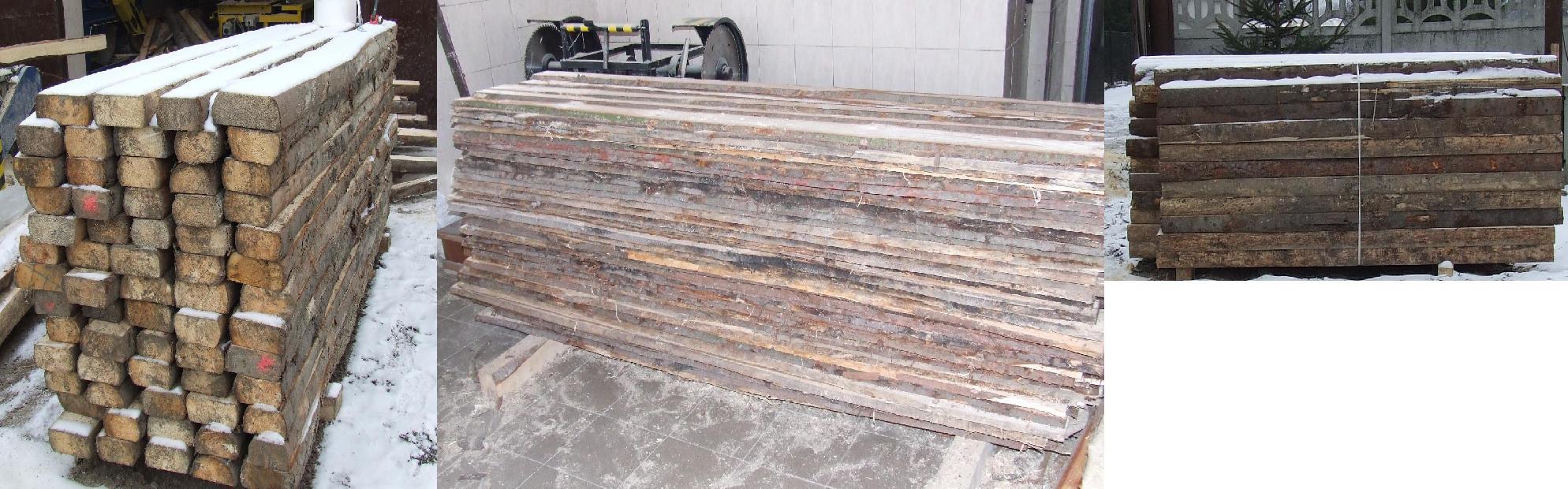 tarcica nieobrzynana swierkowa 2,5 metra