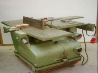 Maszyna 5-cio kombinowana Susemihl