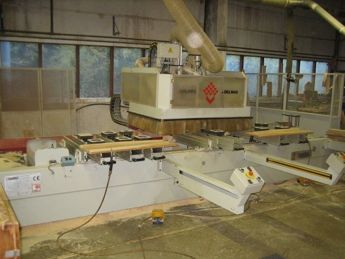 CNC BUSSELLATO SuperJunior 120