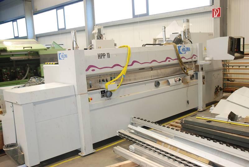 Używane maszyny CNC i PIŁY PANELOWE HOLZMA