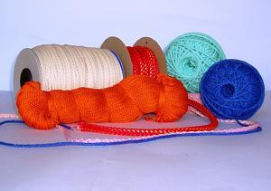 Sznureczki, sznurki, pasmanteria - do mebli