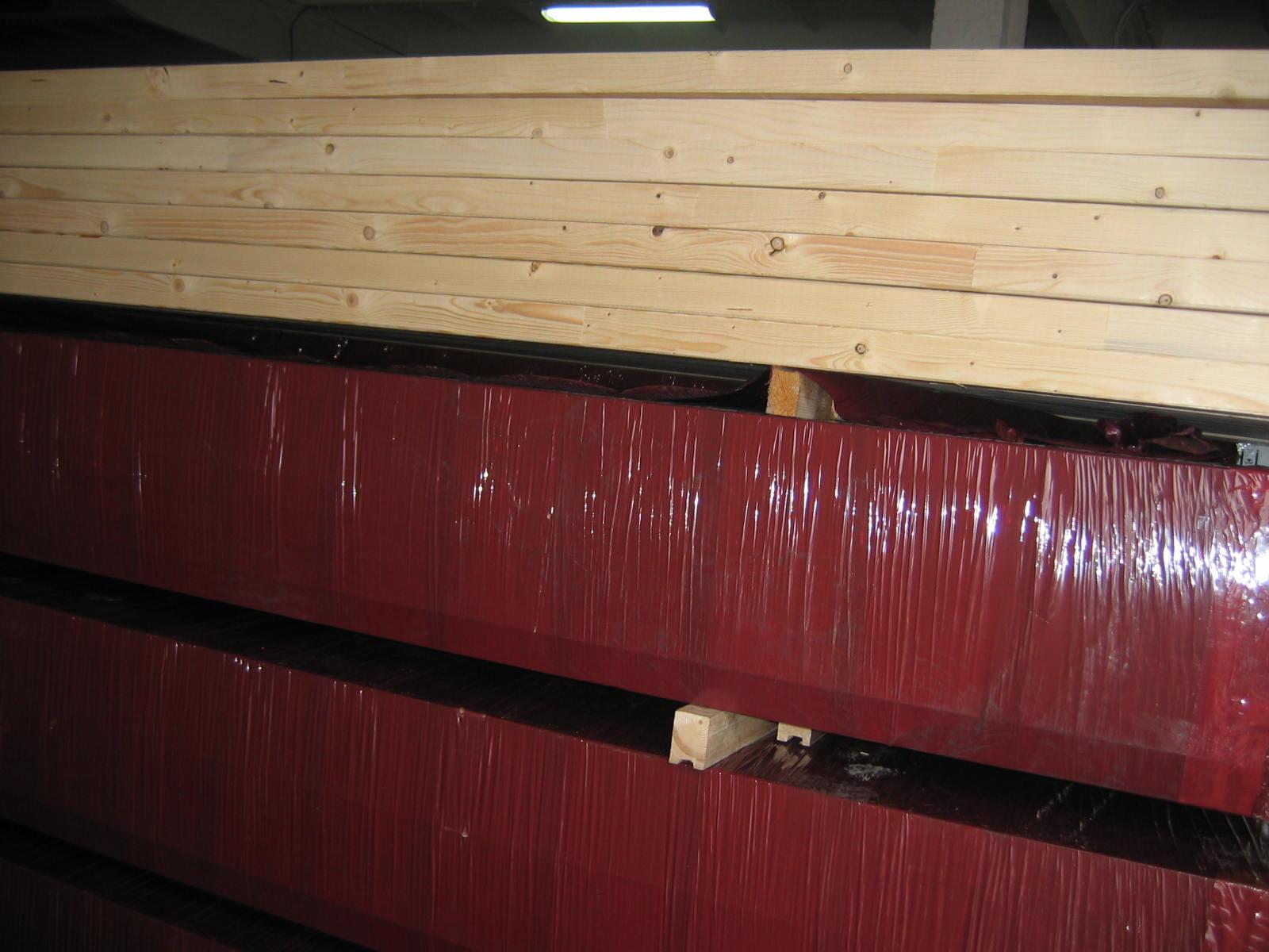 Drewno konstrukcyjne,bale.