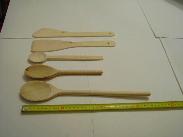 poszukuje producentów drewnianych łyżek,łopatek