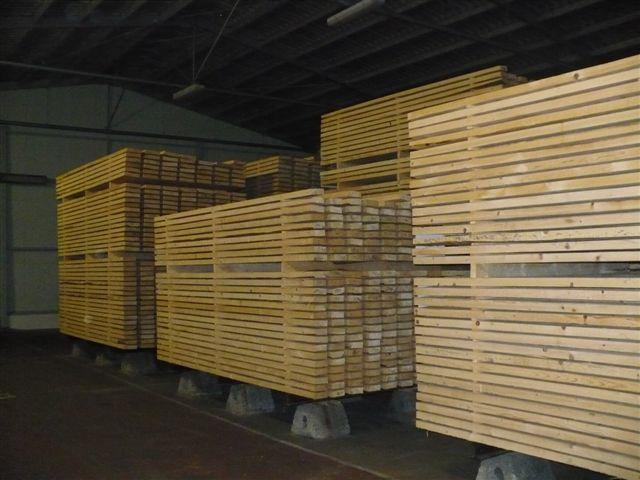drewno budowlane, deski