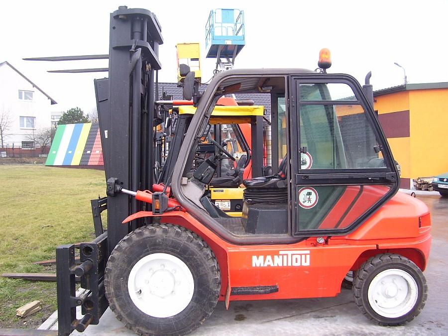 wózek widłowy Manitou MSI50