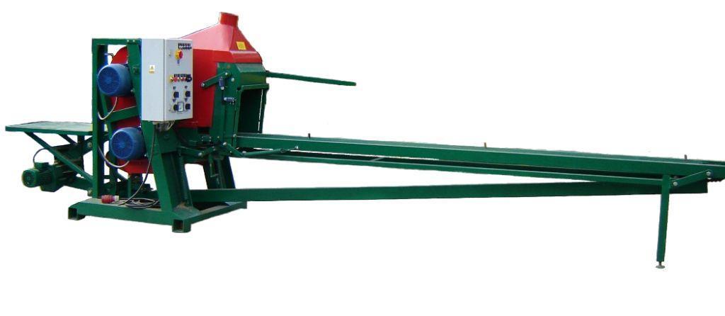 Trak Tarczowy TT-400 do drewna srednio wymiarowego