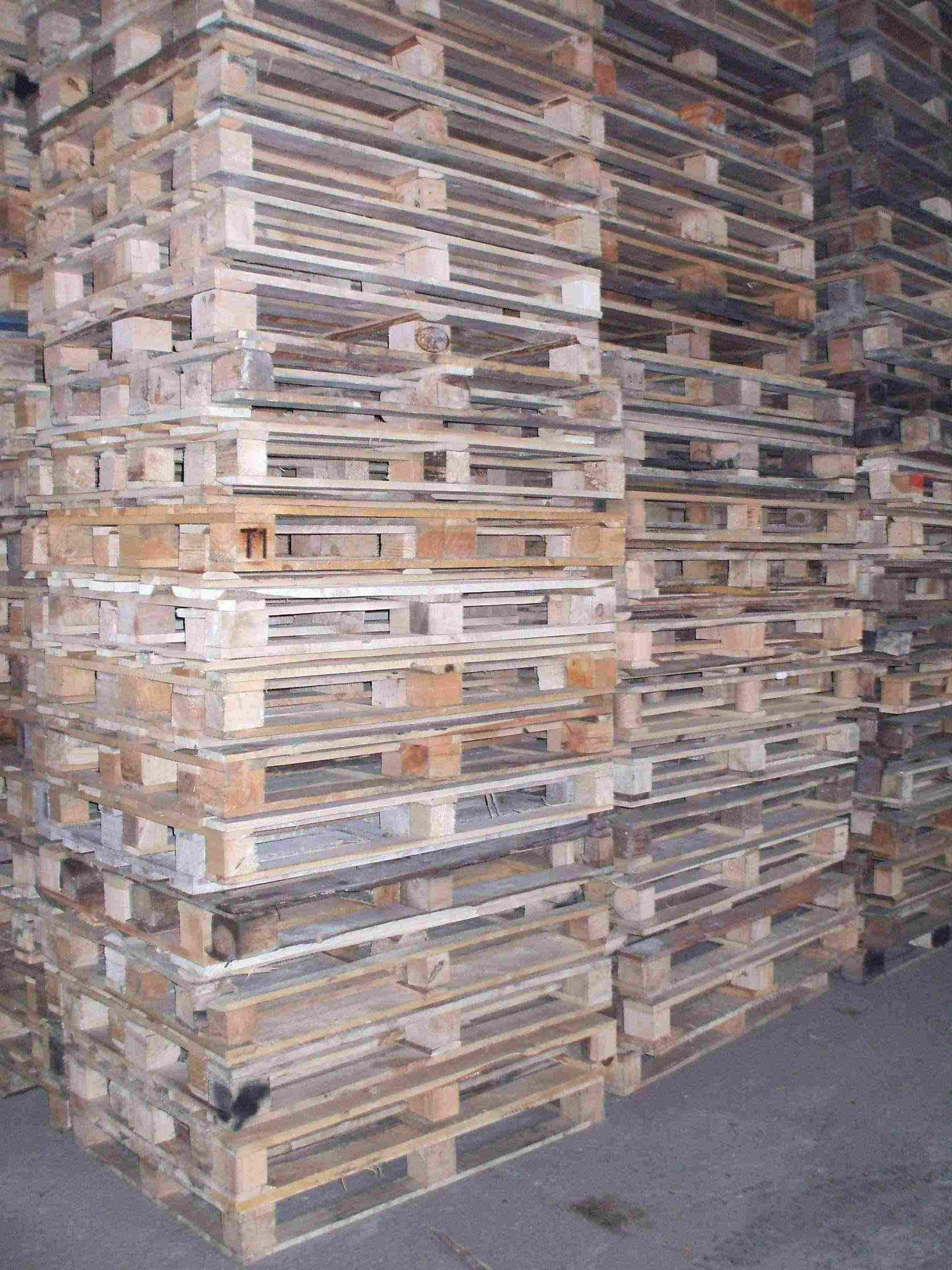 Paleta przemysłowa 1200 x 800 używana