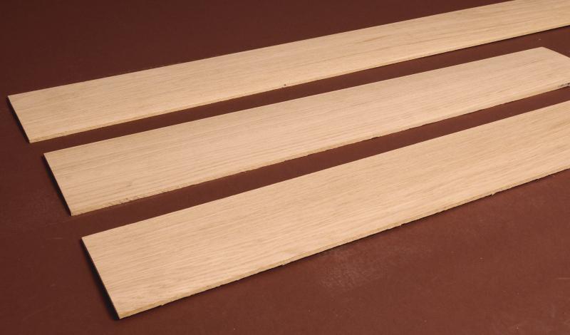 Obłogi dębowe gr. 7 mm