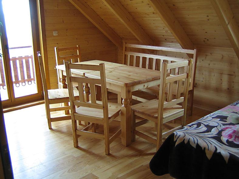 OKAZJA Meble Stoły z krzesłami i ławkami 8xkomplet