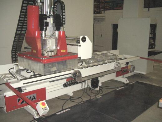 Używane maszyny CNC- IMA QUADROFORM