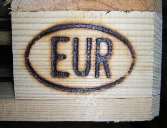 Palety licencjonowane EURO-QBB