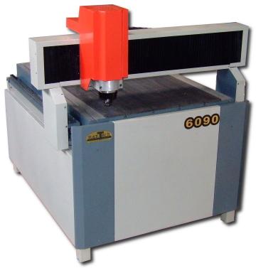 Nowy ploter frezujący CNC MANTECH 6090L (frezarka)