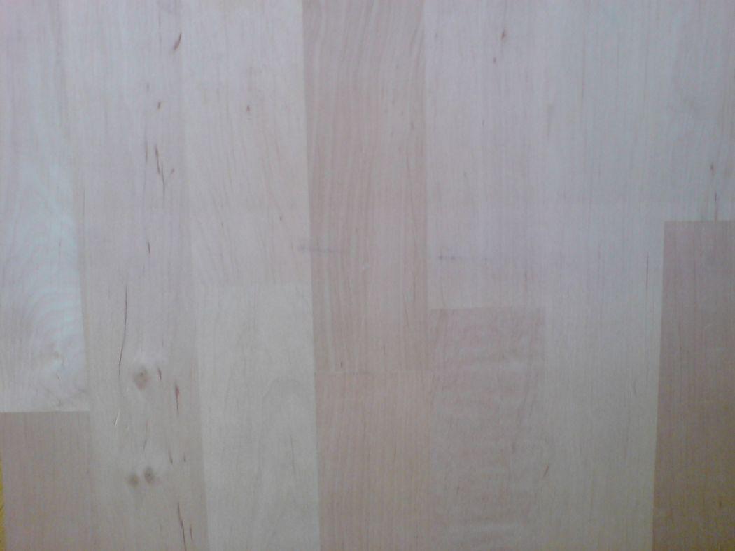 Drewniana płyta klejona - brzoza