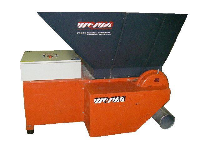 Of. 003 WEIMA WL 6 V-Rotor