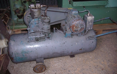 Kompresor tłokowy - 140 l !!!