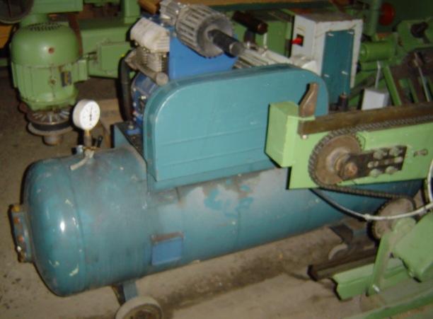 Kompresor tłokowy - 300 l !!
