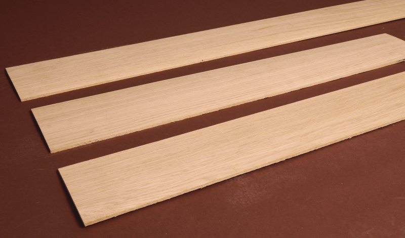 obłogi dębowe gr. 4,5 i 6,5 mm