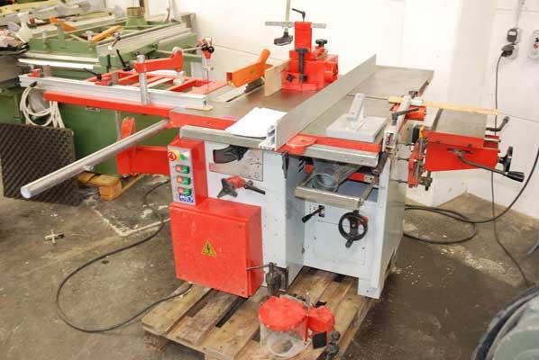 Maszyna kombinowana HUMER K5 300V !!
