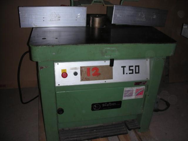 Frezarka dolnowrzecionowa STETON T50