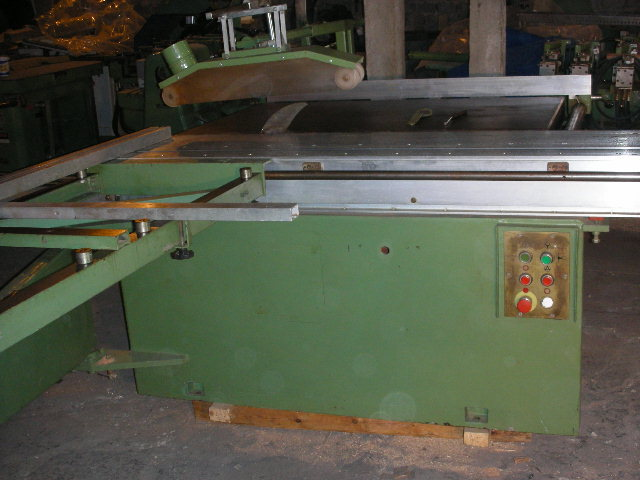 Pila formatowa REMA DMMB40-3000 z podcinaczem