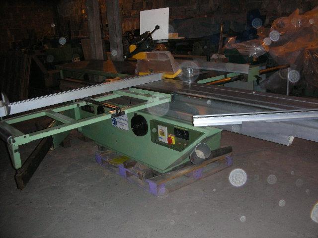 Pila foramtowa SICAR 3200 z podcinaczem