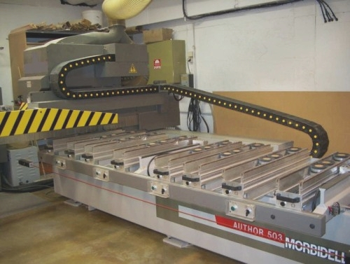 CNC MORBIDELLI AUTHOR 503
