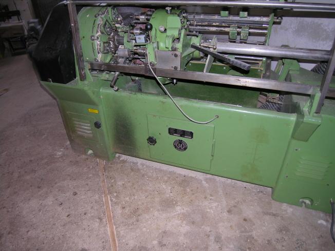 Automat szlifierski HEMPEL P-9