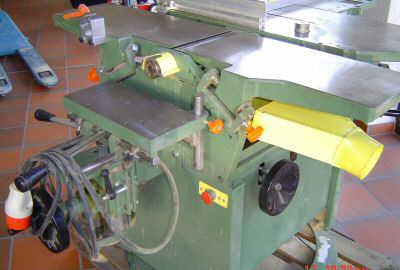 Robland - maszyna kombinowana 5 funkcji