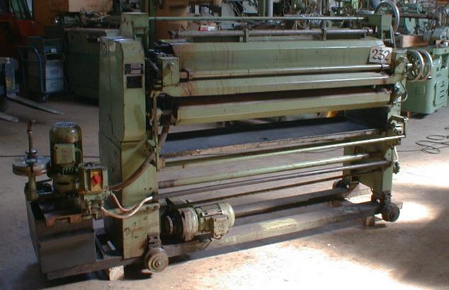 Nakładarka kleju/lakieru Bürkle AL 1300