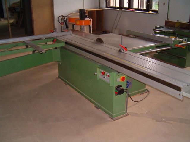 Maszyny stolarskie używane