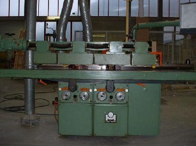 Linia do produkcji okien drewnianych OKOMA